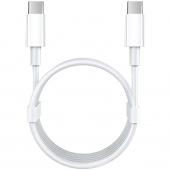 Cablu Date si Incarcare USB Type-C la USB Type-C Remax RC-135C, 5A, 1m, Alb, Blister