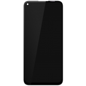 Display - Touchscreen Huawei P40 lite, Negru