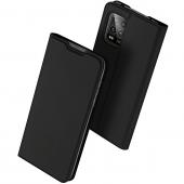 Husa Piele DUX DUCIS Skin Pro pentru Xiaomi Mi 10 Lite 5G, Neagra, Blister