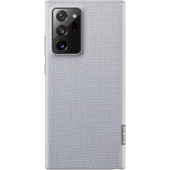 Husa Samsung Galaxy Note 20 Ultra N985 / Samsung Galaxy Note 20 Ultra 5G N986, Kvadrat Cover, Gri, Blister EF-XN985FJEGEU