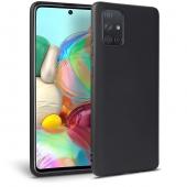 Husa TPU Tech-Protect ICON pentru Samsung Galaxy A31, Neagra, Blister