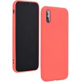 Husa TPU Forcell Silicone pentru Apple iPhone 8, Roz, Bulk