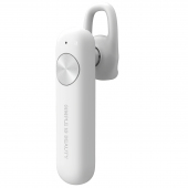 Handsfree Casca Bluetooth XO Design BE5, MultiPoint, Alb, Blister