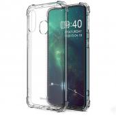 Husa TPU WZK Military Antisoc pentru Samsung Galaxy A20e, Transparenta, Blister