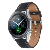 Ceas Bluetooth Samsung Galaxy Watch3, 45mm, Argintiu, Blister Original SM-R840NZSAEUE