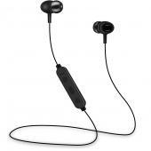 Handsfree Casti Bluetooth Setty Sport, SinglePoint, Negru, Blister