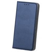 Husa Piele OEM Smart Magnetic pentru Huawei P30 lite, Bleumarin