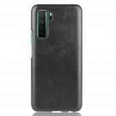 Husa Piele - Plastic OEM Business pentru Huawei P40 lite 5G / Huawei nova 7 SE, Neagra, Bulk