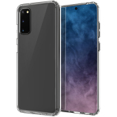 Husa TPU UNIQ LifePro Xtreme Samsung Galaxy S20 G980 / Samsung Galaxy S20 5G G981, AntiSoc, Transparenta, Blister
