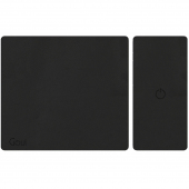 Incarcator Retea Wireless + MousePad Goui G-PAD, Fast Wireless (15W), 2in1, Negru, Blister G-PAD15WQI-K