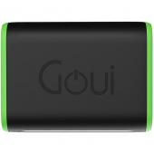 Baterie Externa Powerbank Goui Bolt Mini, 10000 mA, Power Delivery + Quick Charge 3 / 4, 1 x USB - USB Type-C, Afisaj Led, Neagra G-MINI10-K