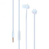 Handsfree Casti In-Ear Tellur Pixy, Cu microfon, 3.5 mm, Albastru TLL162252