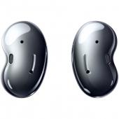 Handsfree Casti Bluetooth Samsung Galaxy Buds Live, SinglePoint, Negru (Mystic Black), Blister SM-R180NZKAEUE