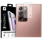 Folie Protectie Camera spate Mocolo pentru Samsung Galaxy Note 20 N980 / Samsung Galaxy Note 20 5G N981, Sticla securizata, 9H, 2.5D, Blister