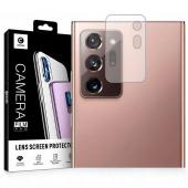 Folie Protectie Camera spate Mocolo pentru Samsung Galaxy Note 20 Ultra N985 / Samsung Galaxy Note 20 Ultra 5G N986, Sticla securizata, 9H, 2.5D, Blister