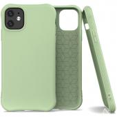 Husa TPU OEM Soft Color pentru Apple iPhone 11, Vernil, Bulk