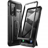 Husa Plastic - TPU Supcase Unicorn Beetle pentru Samsung Galaxy Note 20 Ultra N985 / Samsung Galaxy Note 20 Ultra 5G N986, Neagra, Blister