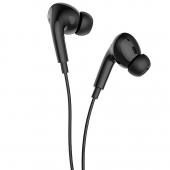 Handsfree Casti In-Ear HOCO L10 M1 Pro Acoustic, Cu microfon, USB Type-C, Negru