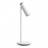 Lampa LED Birou Baseus, Wireless, Alba, Blister DGIWK-A02