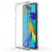 Husa TPU WZK Military Antisoc pentru Samsung Galaxy A71 A715, Transparenta, Blister