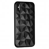 Husa TPU OEM Prism pentru Samsung Galaxy S10+ G975, Neagra, Bulk