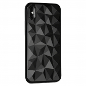 Husa TPU OEM Prism pentru Samsung Galaxy A40 A405, Neagra