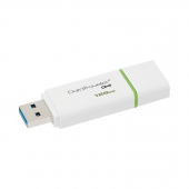 Memorie Externa Kingston G4, 128Gb, USB 3.0, Alba-Verde DTIG4/128GB
