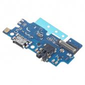 Conector Incarcare / Date USB Type-C - Microfon - Conector Audio - Conector Banda Main - Conector Banda Senzor Amprenta Samsung Galaxy A50 A505