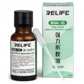Solutie pentru indepartare adeziv Relife RL-039, BGA / iC, 20ml