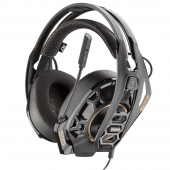 Casti Gaming Plantronics Over-Ear, RIG 500PRO, Negre, Blister