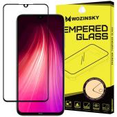 Folie Protectie Ecran WZK pentru Xiaomi Redmi 9A / Xiaomi Redmi 9C, Sticla securizata, Full Face, Full Glue, Blister