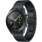 Ceas Smartwatch Samsung Galaxy Watch3 45mm BT Titan, Negru, Blister SM-R840NTKAEUE