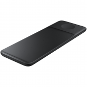 Incarcator Retea Wireless Samsung Trio, Negru, Blister EP-P6300TBEGEU