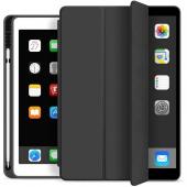 Husa Tableta TPU Tech-Protect SC PEN pentru Apple iPad 10.2 (2019) / Apple iPad 10.2 (2020), Neagra, Bulk