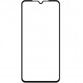 Folie Protectie Ecran OEM pentru Xiaomi Redmi Note 9S, Sticla securizata, Full Face, Full Glue, 9D, Neagra