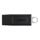 Memorie Externa Kingston DT Exodia, 32Gb, USB 3.2, Neagra Transparenta DTX/32GB