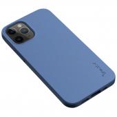 Husa TPU iPaky Starry Series pentru Apple iPhone 12 mini, Albastra