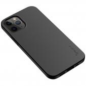 Husa TPU iPaky Starry Series pentru Apple iPhone 12 Pro Max, Neagra