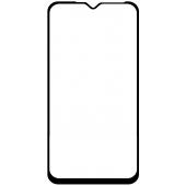 Folie Protectie Ecran OEM pentru Xiaomi Redmi 8, Sticla securizata, Full Face, Full Glue, 9D Neagra, Blister