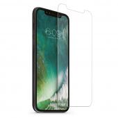 Folie Protectie Ecran Nevox pentru Apple iPhone 12 mini, Sticla securizata, 2.5D, 0.33mm, Cu Rama ajutatoare