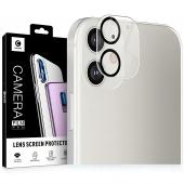 Folie Protectie Camera spate Mocolo pentru Apple iPhone 12, Sticla securizata, 9H, 2.5D
