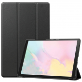 Husa Tableta TPU Tech-Protect SmartCase pentru Samsung Galaxy Tab A7 10.4 (2020), Neagra