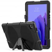 Husa Tableta Plastic - TPU Tech-Protect SURVIVE pentru Samsung Galaxy Tab A7 10.4 (2020), Neagra
