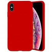Husa TPU OEM Beline pentru Xiaomi Redmi 9A, Rosie, Bulk