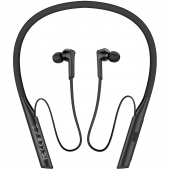 Casti Bluetooth HOCO ES33 Mirth Sports, Negre, Blister