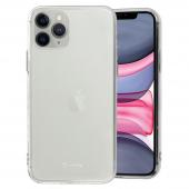 Husa TPU Goospery Jelly pentru Apple iPhone 11, Transparenta, Blister