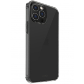 Husa TPU UNIQ Air Fender pentru Apple iPhone 12 Pro Max, AirShock, Gri, Blister