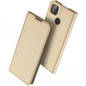 Husa Poliuretan DUX DUCIS Skin Pro pentru Xiaomi Redmi 9C, Aurie, Blister