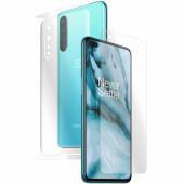 Folie Protectie Fata si Spate Alien Surface pentru OnePlus Nord, Plastic, Full Cover, Auto-Heal, Blister