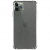 Husa TPU Goospery Mercury Bulletproof Apple iPhone 12 / Apple iPhone 12 Pro, Antisoc, Transparenta, Blister